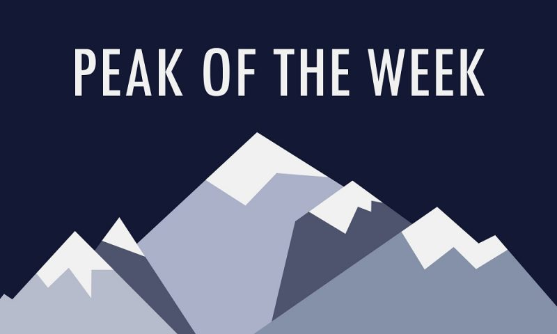 Peak of the Week: Peter The Butterfly, Part 4 of 4