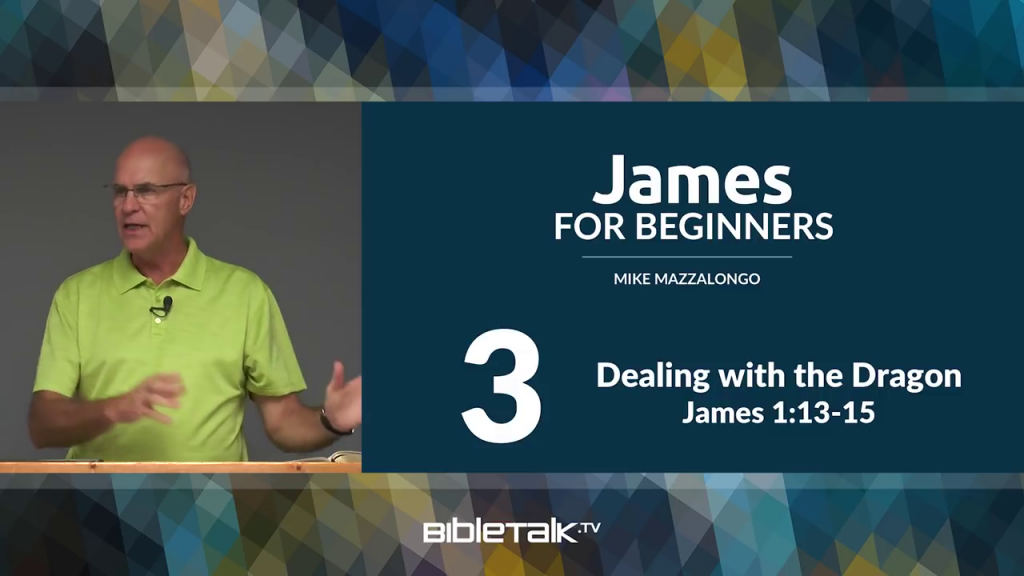 James: Dealing with the Dragon