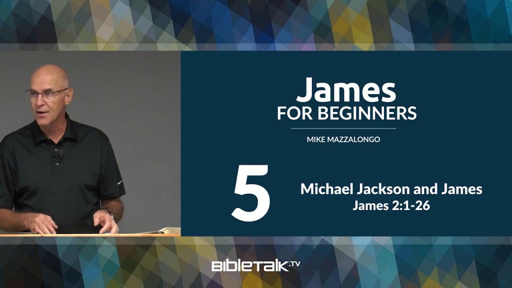 James: Michael Jackson and James