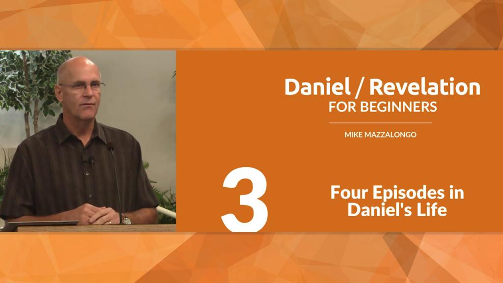 Four Episodes in Daniel's Life